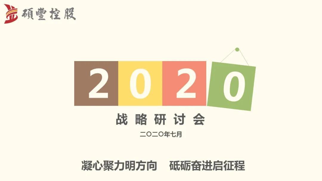 硕丰控股集团2020年战略研讨会圆满召开